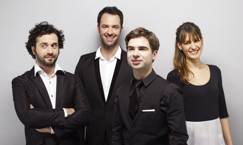 photo Quatuor Varèse